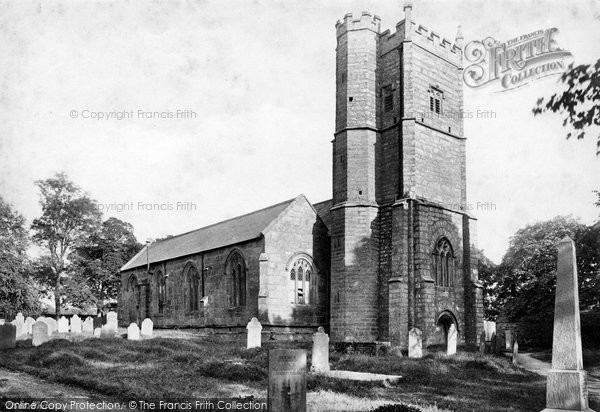 Photo of Whitchurch, St Andrew's Church 1890