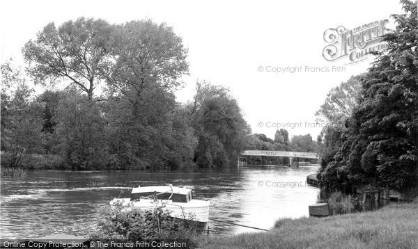 Photo of Whitchurch, The Bridge c.1960