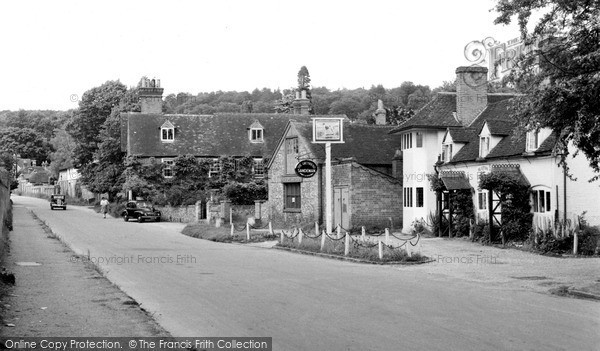 Photo of Whitchurch, The Greyhound 1958