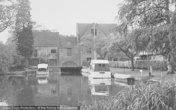 Photo of Whitchurch, The Mill c.1955