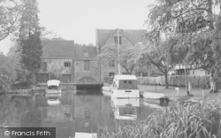 Whitchurch, The Mill c.1955, Whitchurch-on-Thames