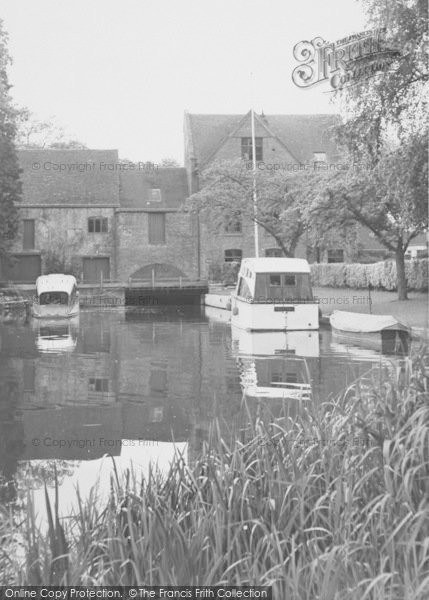 Photo of Whitchurch, The Mill c.1960