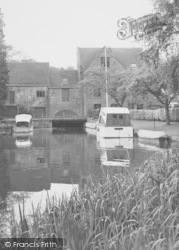 Whitchurch, The Mill c.1960, Whitchurch-on-Thames