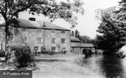 Whitchurch, The Silk Mill c.1960
