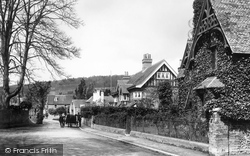 Whitchurch, The Village 1910, Whitchurch-on-Thames