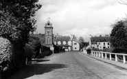 Whitchurch, the Village c1955