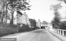 The Village c.1955, Whitchurch