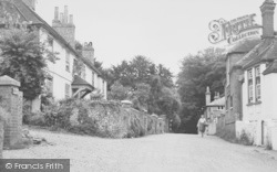Whitchurch, The Village c.1960, Whitchurch-on-Thames