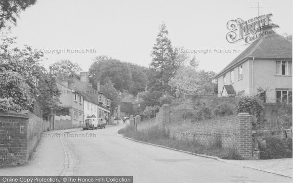 Photo of Whitchurch, The Village c.1960