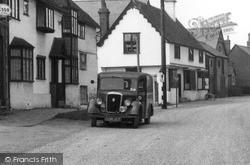 Van c.1955, Whitchurch