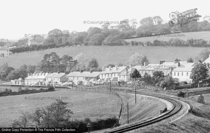 Photo of Whitchurch, Village 1910