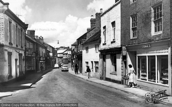 Photo of Whitchurch, Watergate c.1965