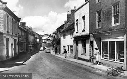Whitchurch, Watergate c.1965