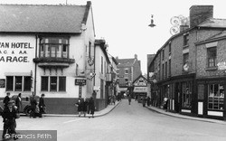 Whitchurch, Watergate Street