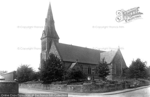 Photo of Whitchurch, Wesleyan Church 1901