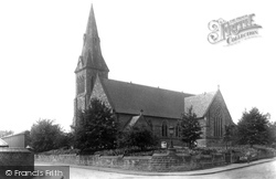 Whitchurch, Wesleyan Church 1901
