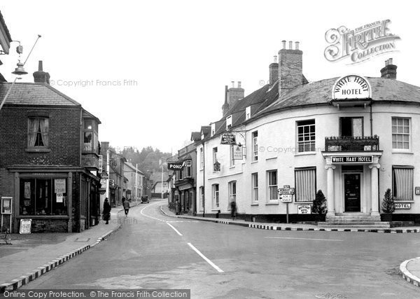 Photo of Whitchurch, White Hart Hotel 1939