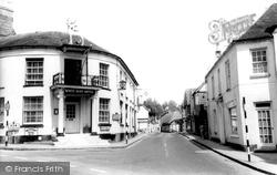 Whitchurch, White Hart Hotel c.1960