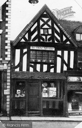 Whitchurch, Ye Olde Shoppe, High Street c.1955