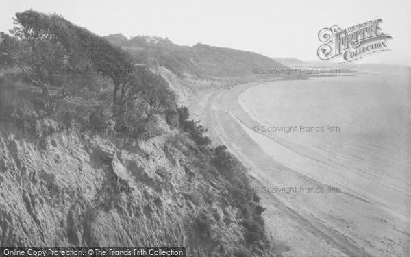 Photo of White Cliff Bay, 1935