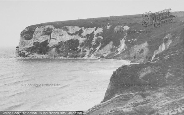Photo of White Cliff Bay, General View c.1960