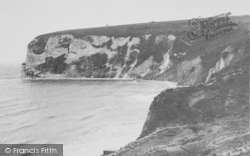 White Cliff Bay, General View c.1960