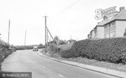 White Colne, Colchester Road c.1955