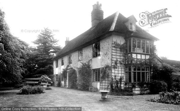 Photo of White Colne, Colneford House c.1955