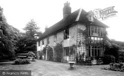 White Colne, Colneford House c.1955