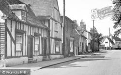 White Colne, Main Road c.1955