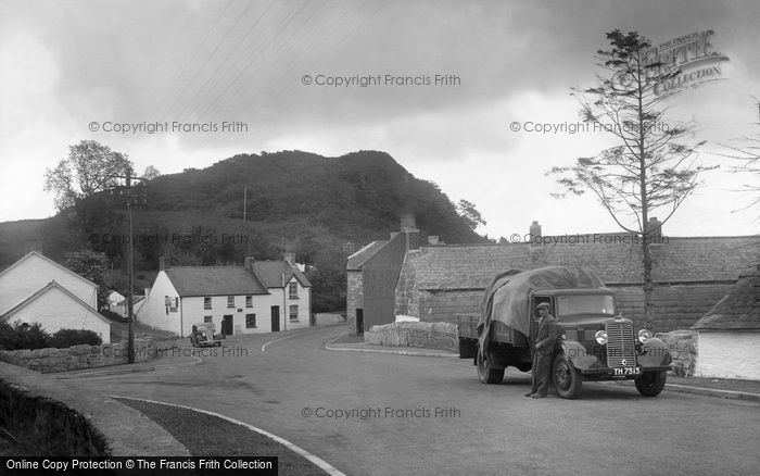 Photo of White Mill, The Village 1936