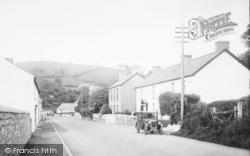 White Mill, Village 1936