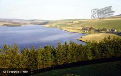And The Lammermuirs c.1985, Whiteadder Reservoir