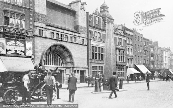 Photo of Whitechapel, High Street And Art Gallery c.1905