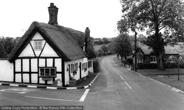 Photo of Whitegate, Main Road c.1965