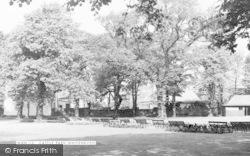 Whitehaven, Castle Park c.1950