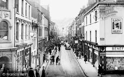 Whitehaven, King Street 1950