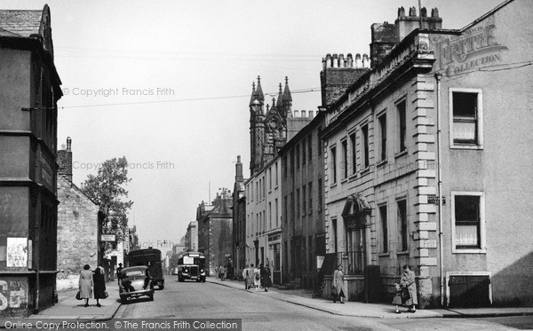 Photo of whitehaven lowther street 1952 francis frith for Modern homes workington