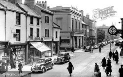 Lowther Street c.1950, Whitehaven