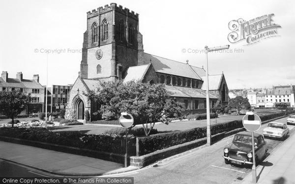 Photo of Whitehaven, St Nicholas Church 1968