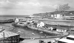 The Harbour c.1960, Whitehaven