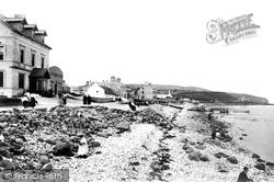 Whitehead, The Beach 1897