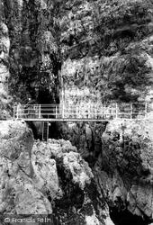 Whitehead, The Gobbins Cliffs 1897