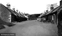 Village c.1955, Whitekirk