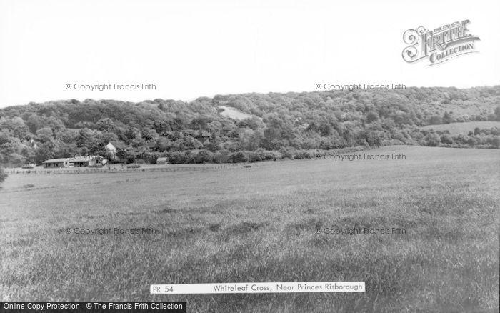 Photo of Whiteleaf, The Cross c.1960