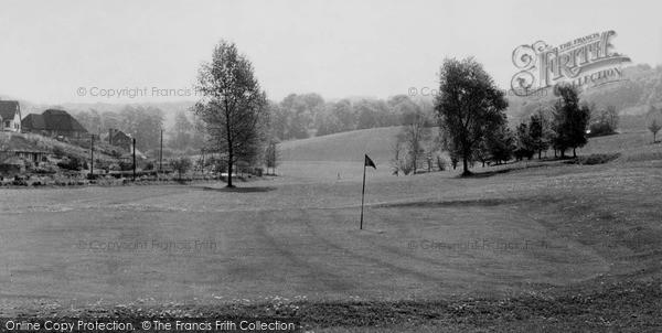 Photo of Whiteleaf, The Golf Links c.1960