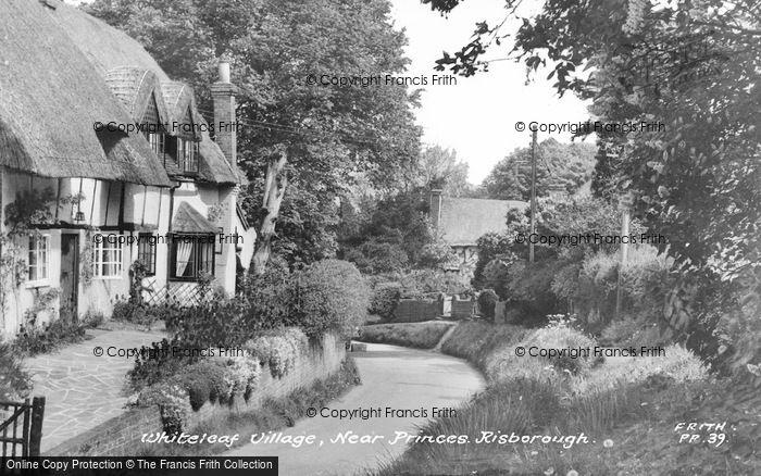 Photo of Whiteleaf, The Village c.1960