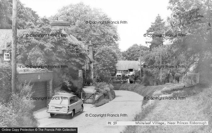 Photo of Whiteleaf, The Village c.1965