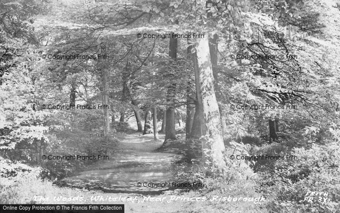 Photo of Whiteleaf, The Woods c.1960