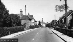 Brook Street c.1965, Whitemans Green